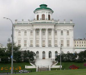 Дом Пашкова – творение В.И. Баженова