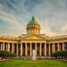 Высокий спрос на отдых в Санкт-Петербурге