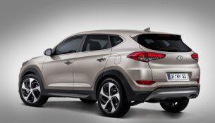 Выпуск нового кроссовера Hyundai Tucson